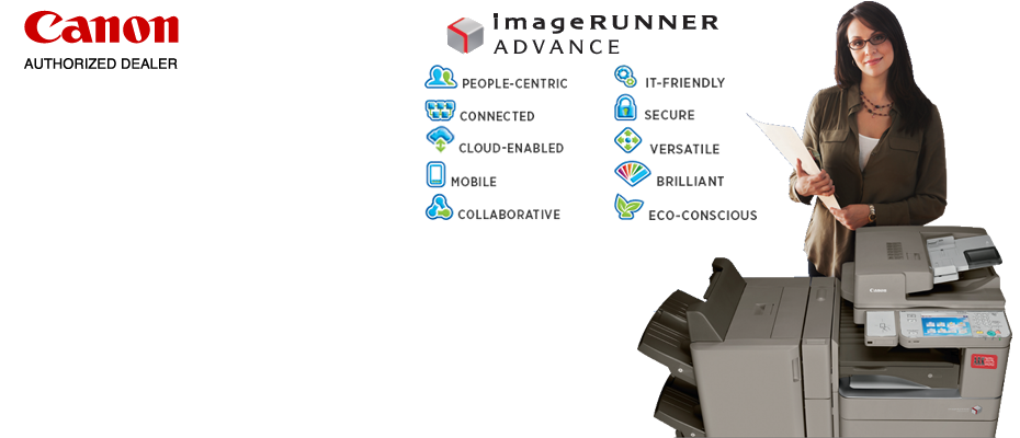 Ark Digital Imaging Inc is an Authorized Canon Copier/Printer Dealer