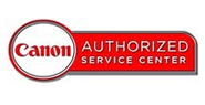 Canon Authorized Service Center